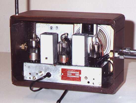 Pictures of Vacuum Tube Radio - #rock-cafe