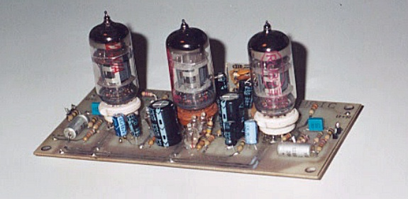 Standalone tube phono preamp: Construction Hints